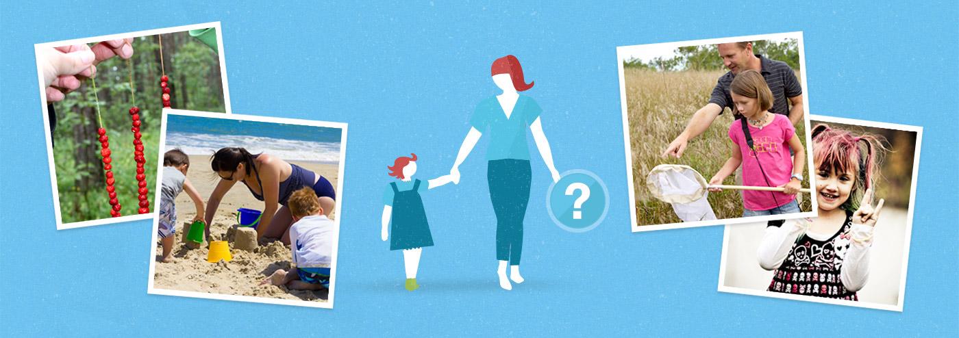 Feriesentralen hjelper deg og din familie i sommer -bidra selv også!